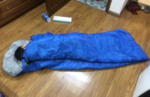 Túi ngủ văn phòng du lịch