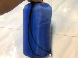 Túi ngủ văn phòng du lịch có vỏ túi gọn gàng